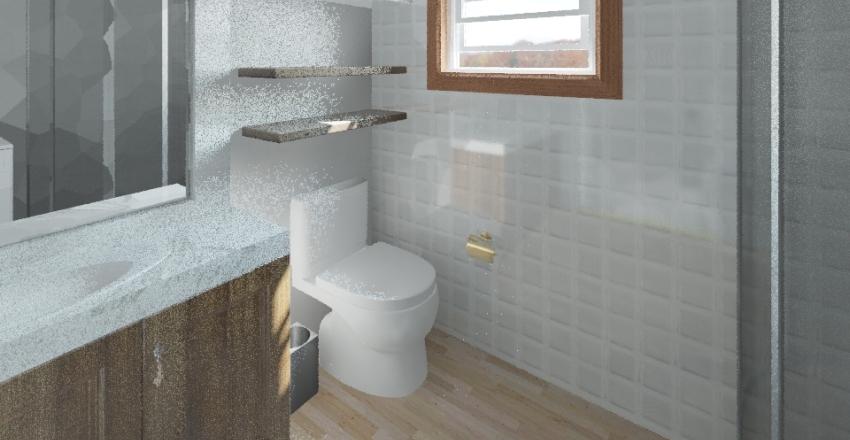 banheiro tati Interior Design Render