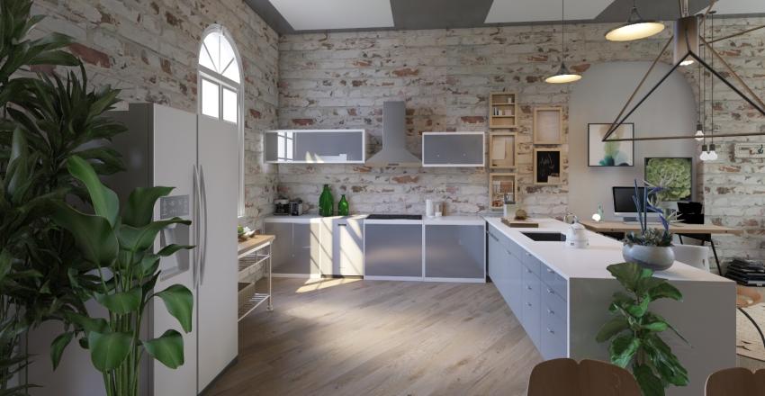 Save Interior Design Render