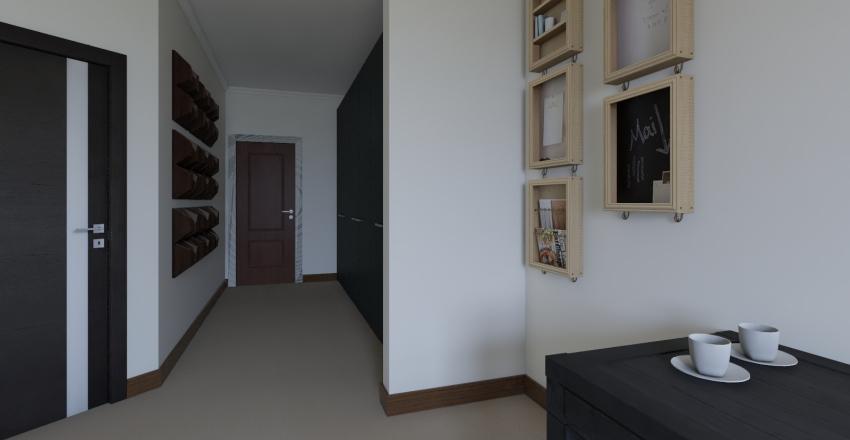 New room Interior Design Render