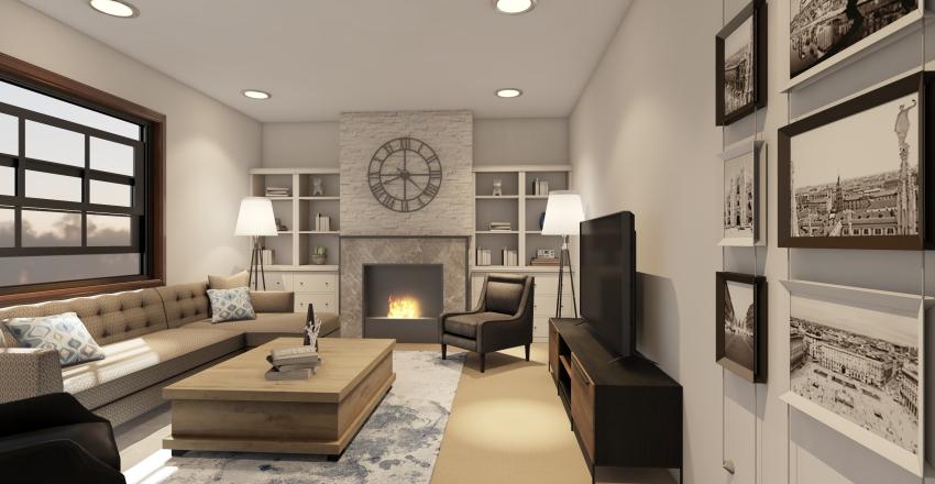 Lacey&Ryan Interior Design Render