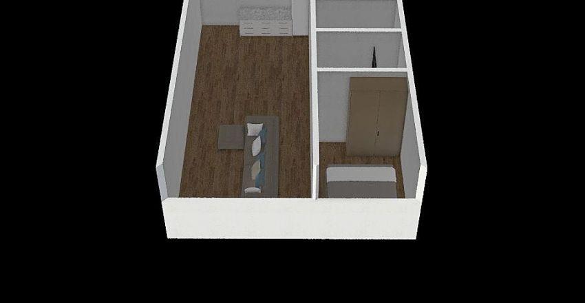 Loyd Residence Interior Design Render