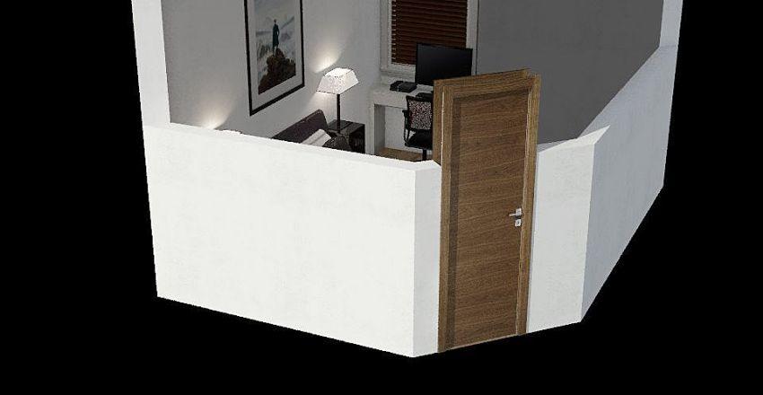 quarto julio Interior Design Render
