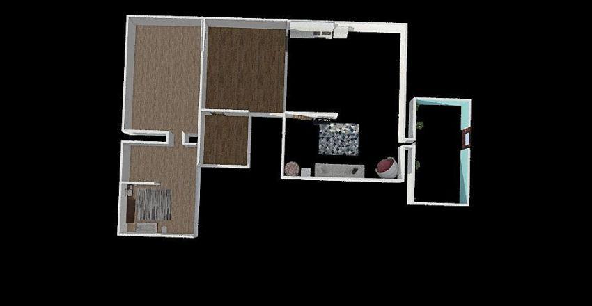 cool home Interior Design Render