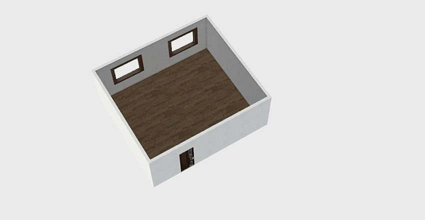 Гостинки_030 Interior Design Render