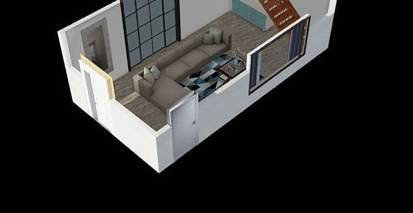 giuliano Interior Design Render