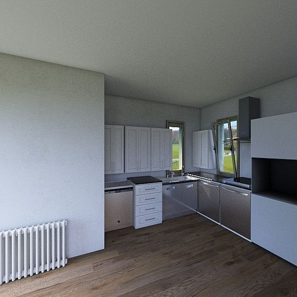 cocina3_limpia Interior Design Render