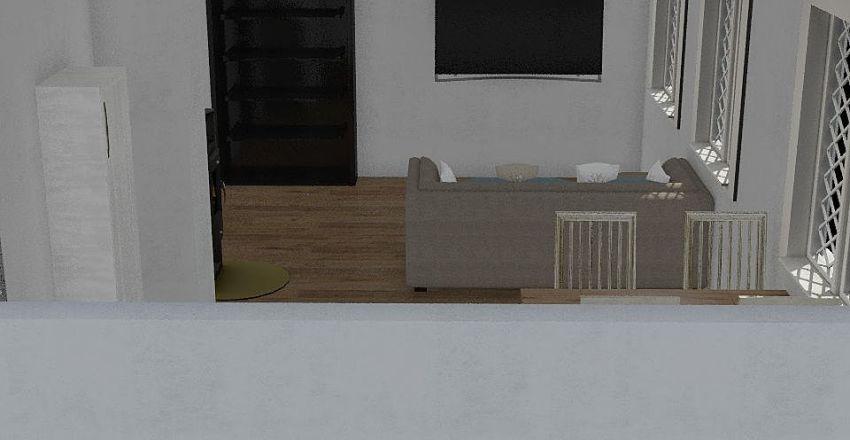 Building 97 Interior Design Render