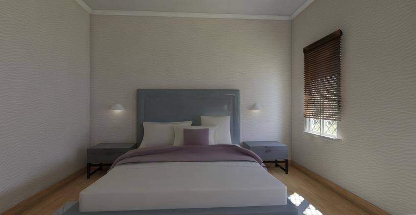 new deshin of singal house Interior Design Render