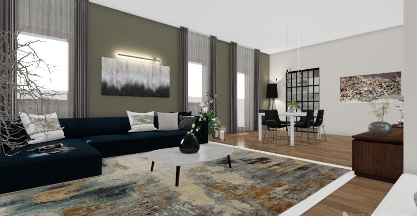 A076_C02 Interior Design Render