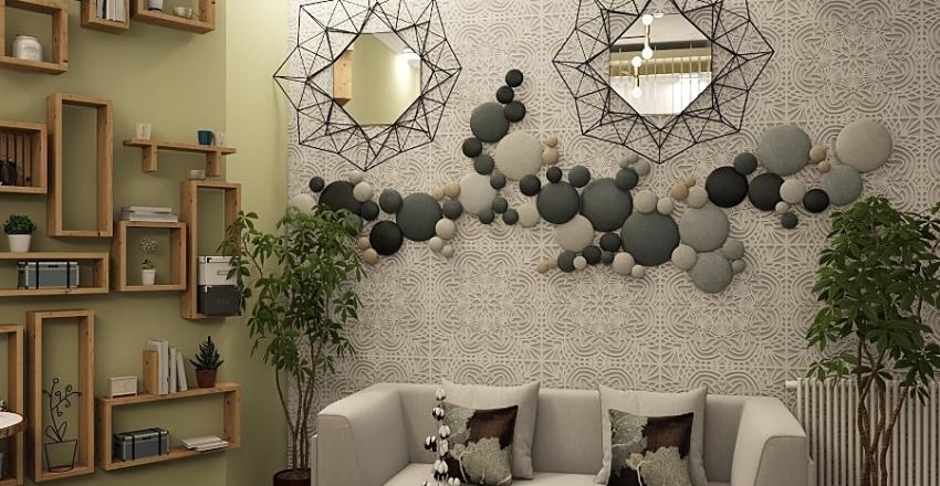 ap transfomr Interior Design Render