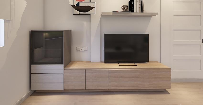 Carolina Pardo opcion rimobel Interior Design Render