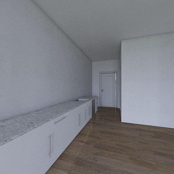 Grand Park View Asoke 371 Interior Design Render