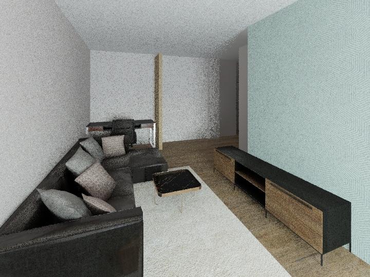 pr tower Interior Design Render