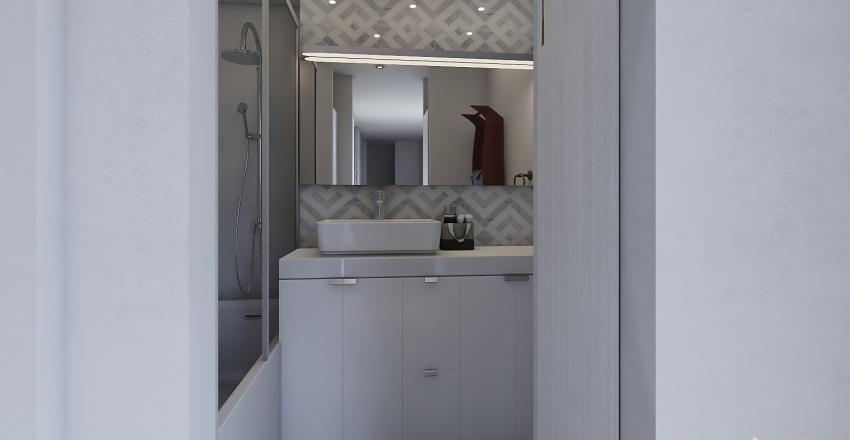 Sreda New 4 Interior Design Render