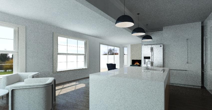 FLoor02+withpool Interior Design Render