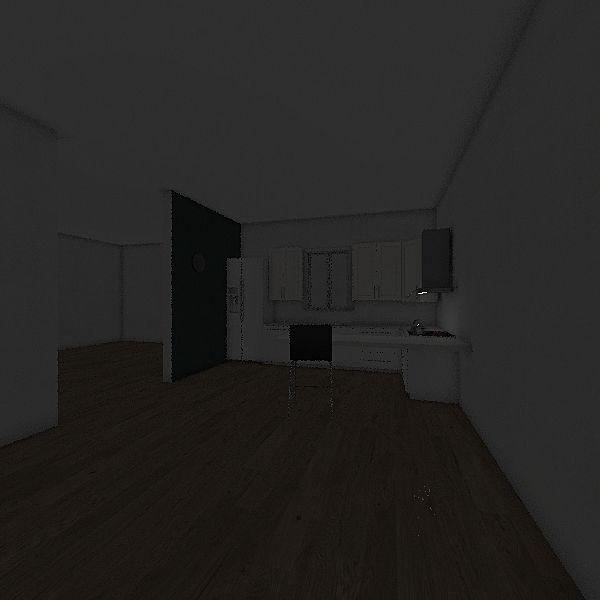 NUZZI Interior Design Render
