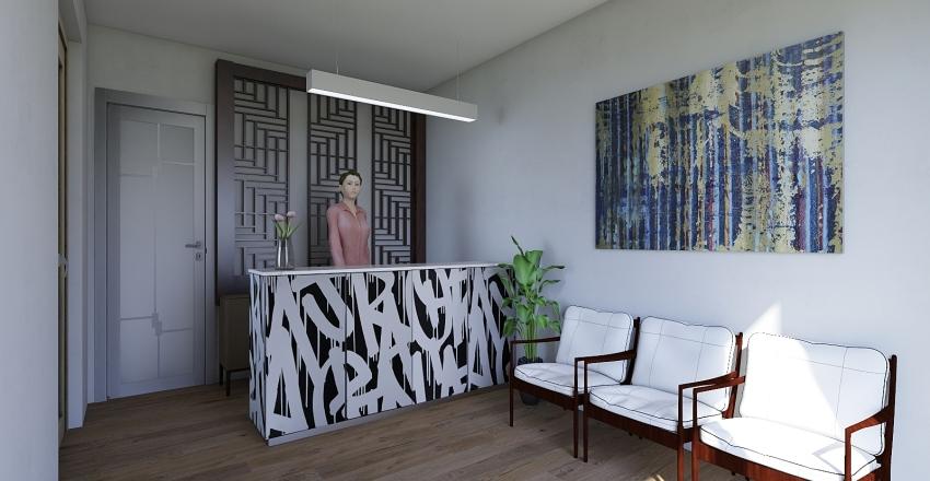meetingroom Interior Design Render