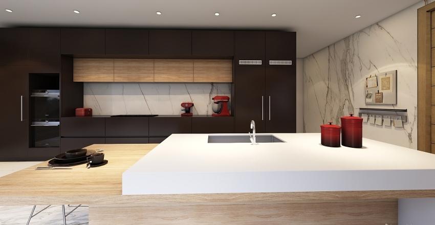 Chez Ana  Interior Design Render