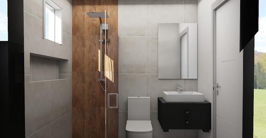 Aline Ribeiro Interior Design Render