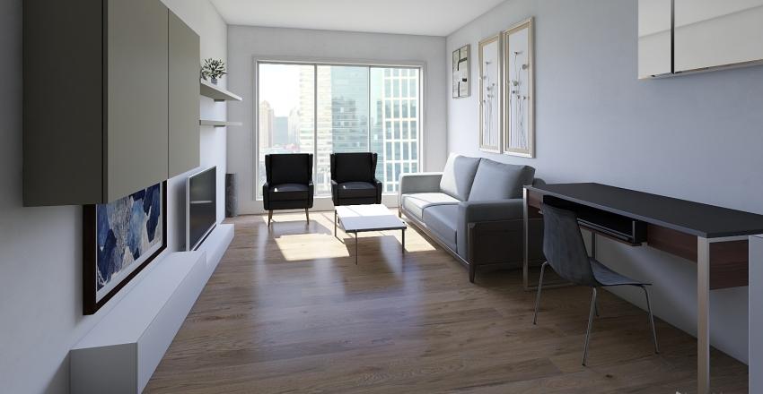 Monique Interior Design Render