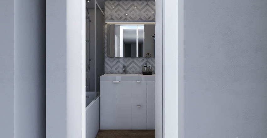 Sreda New 5 Interior Design Render