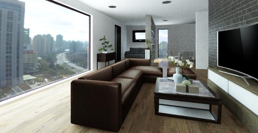 Casa Agl Interior Design Render