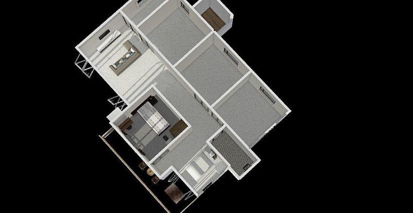 Wasin's Home Interior Design Render