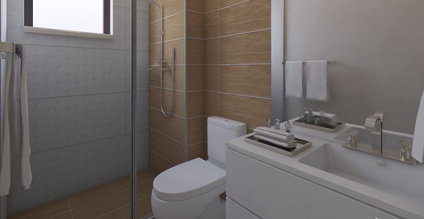 FABIO MILFONT LEMOS Interior Design Render