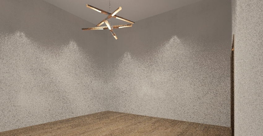 apt. Interior Design Render