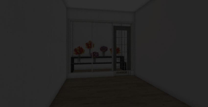 Гаражи Interior Design Render