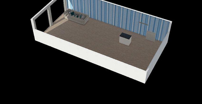 CUKY Interior Design Render
