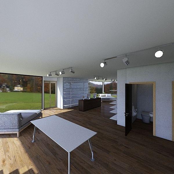 Gutschlafen Wildegg Interior Design Render