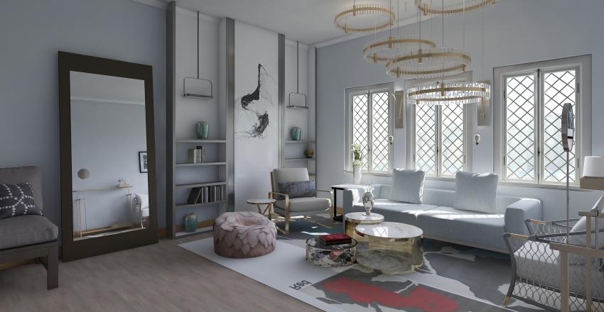 Pristine Interior Interior Design Render