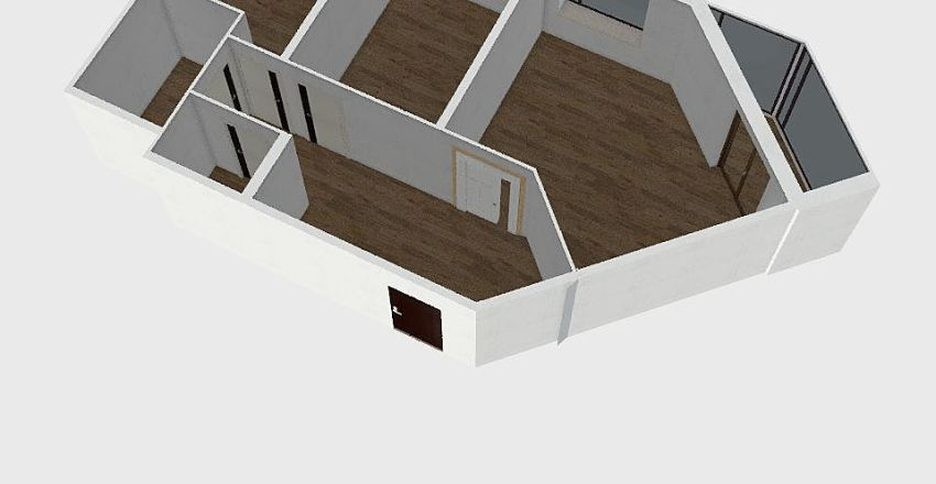 416 Interior Design Render
