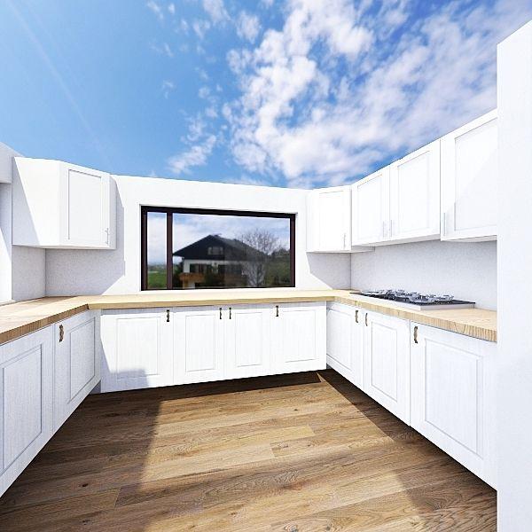 Lea_Kitchen Interior Design Render
