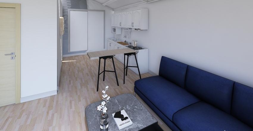Studio Flo 1 Saint andre Interior Design Render