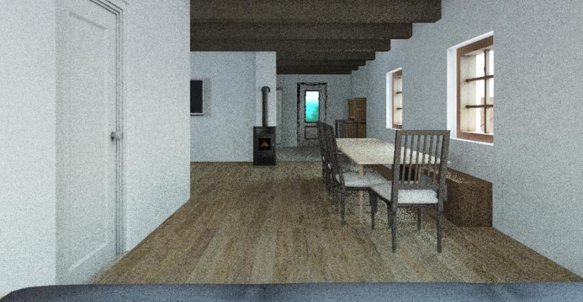 1+2 NP Rokyta Interior Design Render