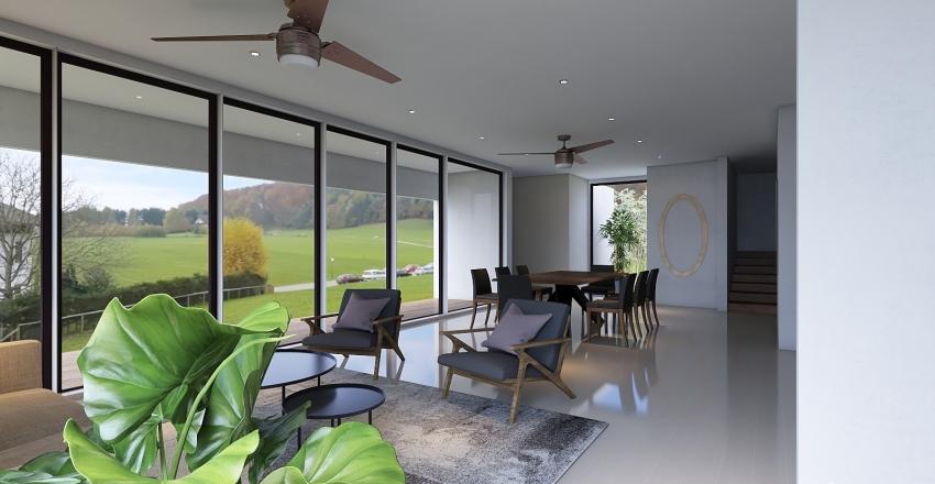 casa sr ernesto polo Interior Design Render