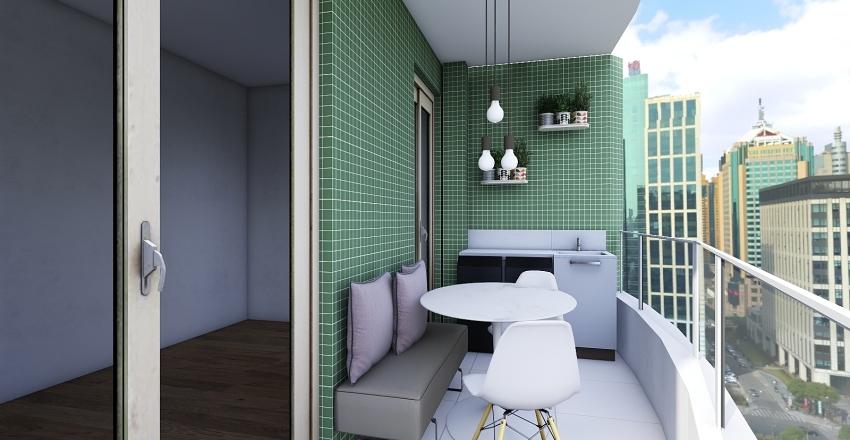 Luciana Quadros Interior Design Render