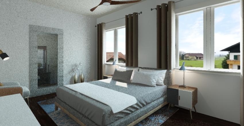 Bedroom lux 01 Interior Design Render