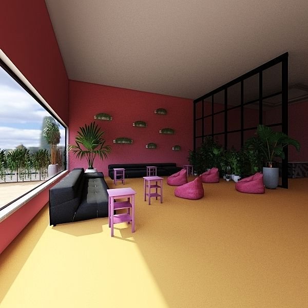 Concept Two  Interior Design Render