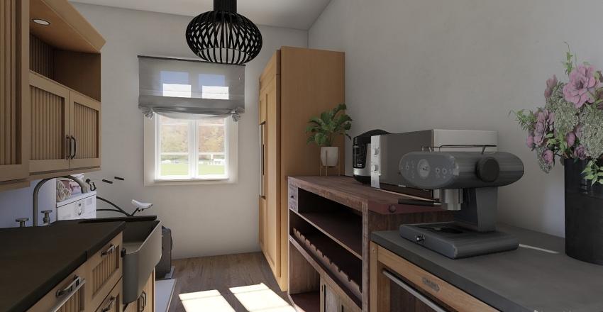Căn hộ ĐH (2) Interior Design Render