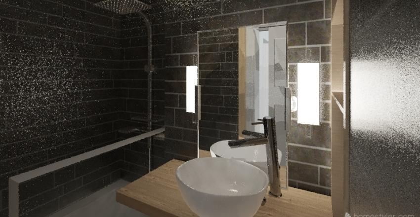 oberkampf_toilette_separee Interior Design Render