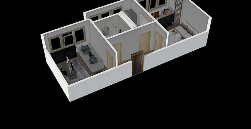 EMir Interior Design Render
