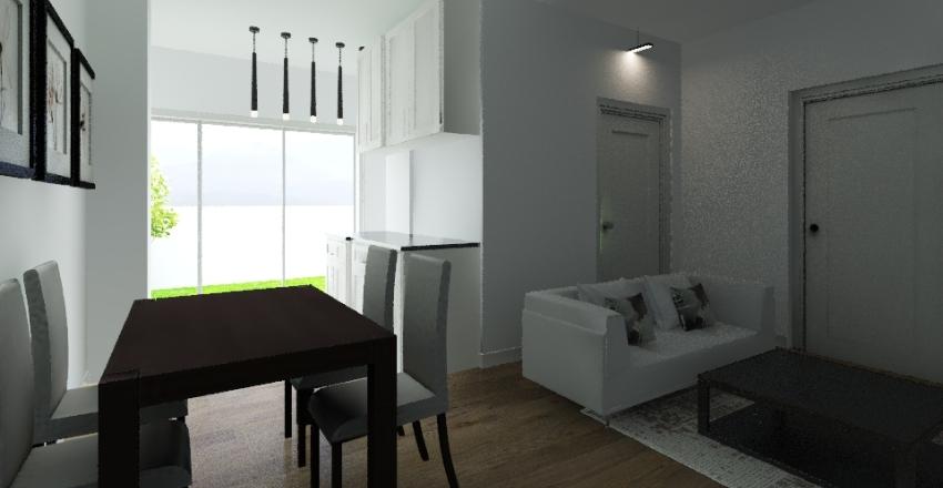 P2 Interior Design Render