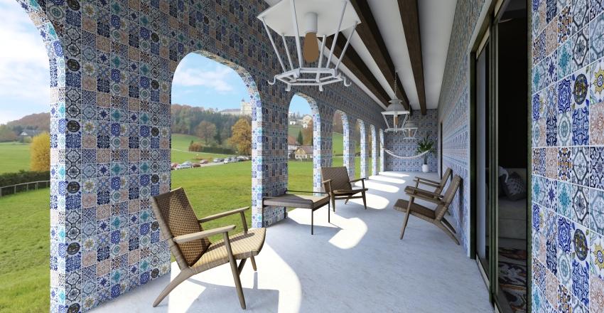BRENE Interior Design Render