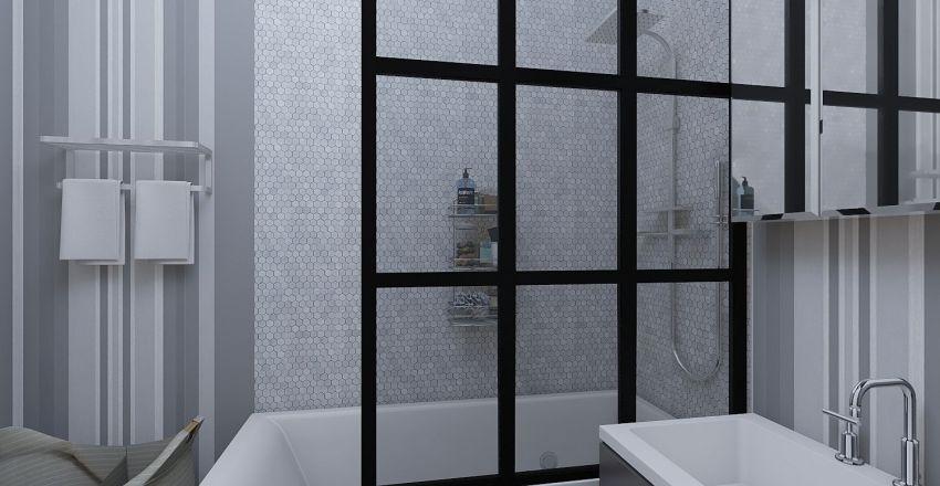 Monegasque Studio  Interior Design Render