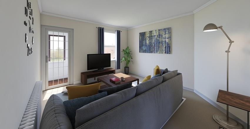 12 Linn Cres Interior Design Render