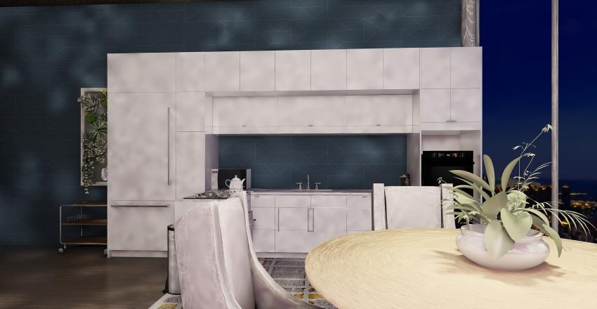 better studio Interior Design Render