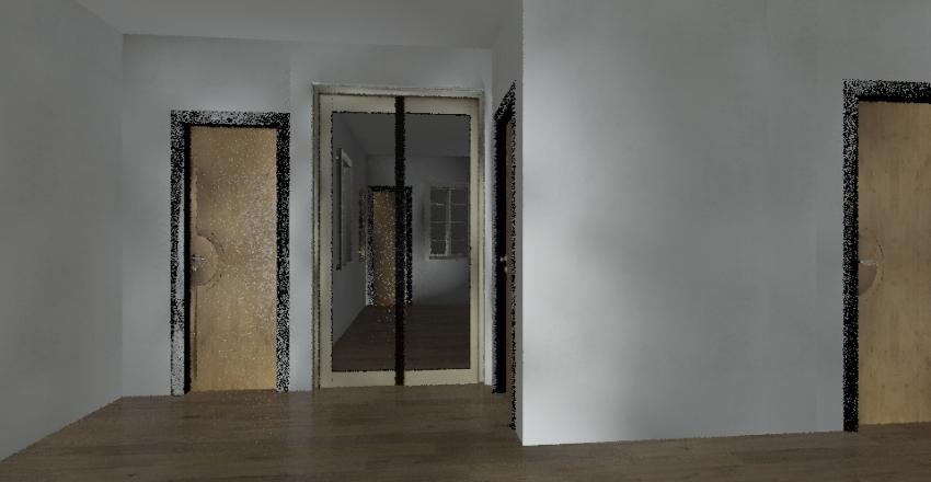 Casa inventada 2.5 Interior Design Render